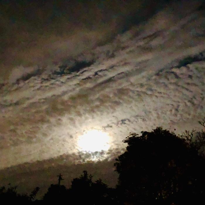 Full Moon October 13 4:54 am PST