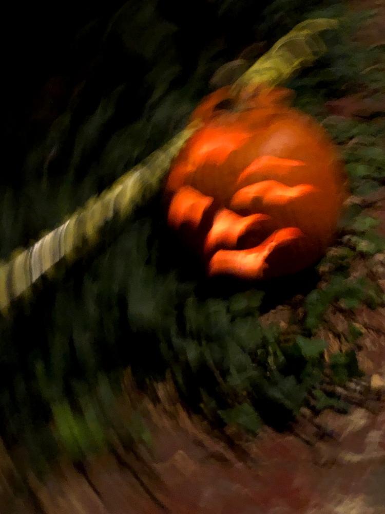 Smashed Pumpkin