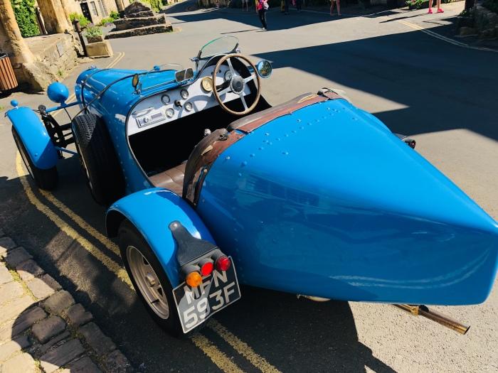 Odd British car