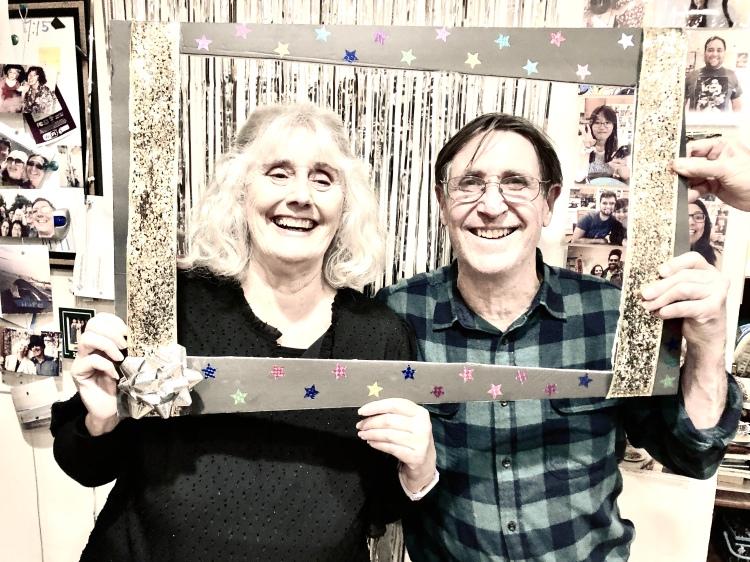 Jim and Carol