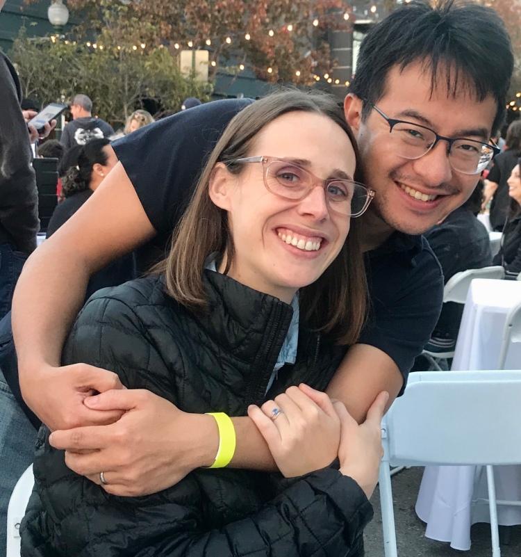 Jessie and Daniel