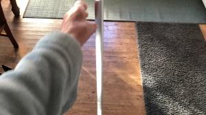 Broom hand