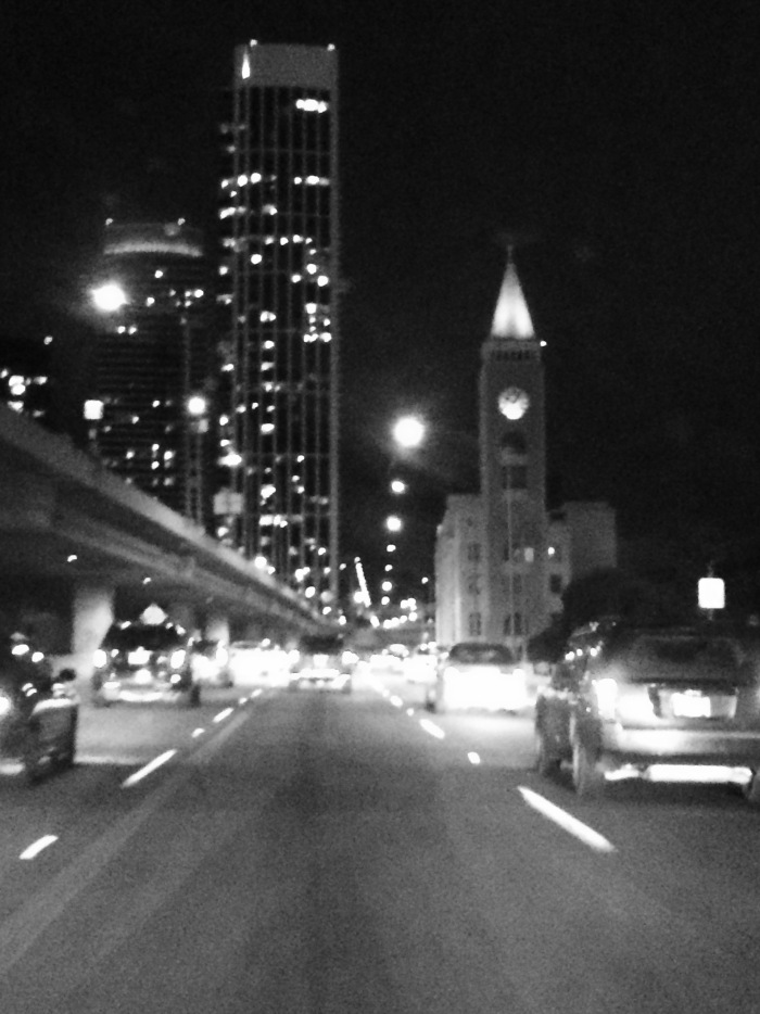 San Francisco atnight