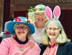Carol, Ann, Anne