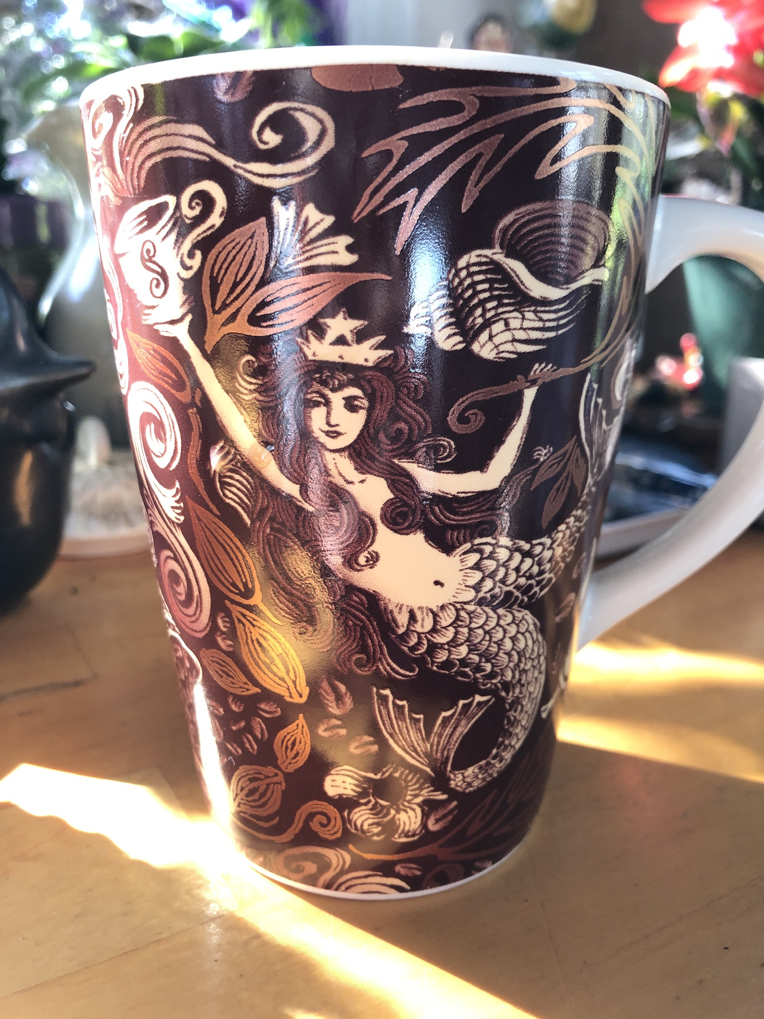 Mermaid cup