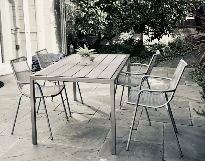 Staged table