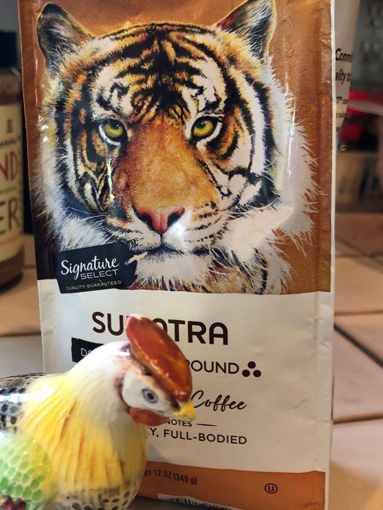Tiger Coffee
