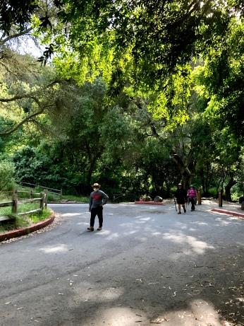 Social Distancing hike