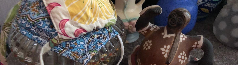 Masks and ceramics