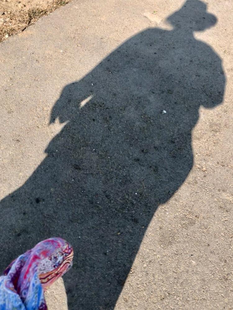 Me and skirt
